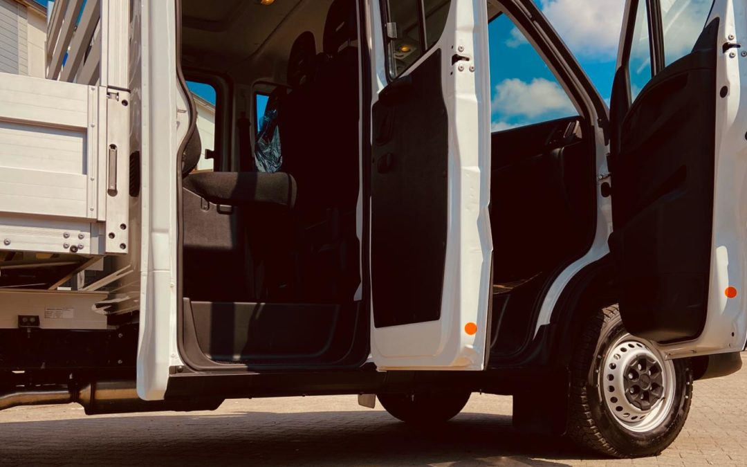 Iveco DAILY Doppelkabine 025